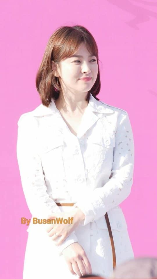Song Joong Ki và Song Hye Kyo, vợ chồng song hye kyo hẹn hò, hẹn hò ở busan