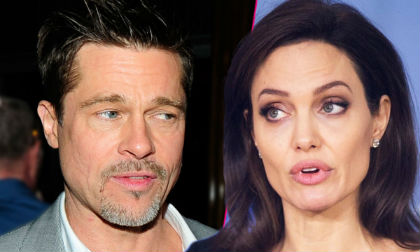 Brad Pitt,  angelina jolie, ly dị, sao Hollywood