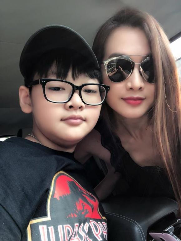 con trai anh thư, anh thư, sao Việt
