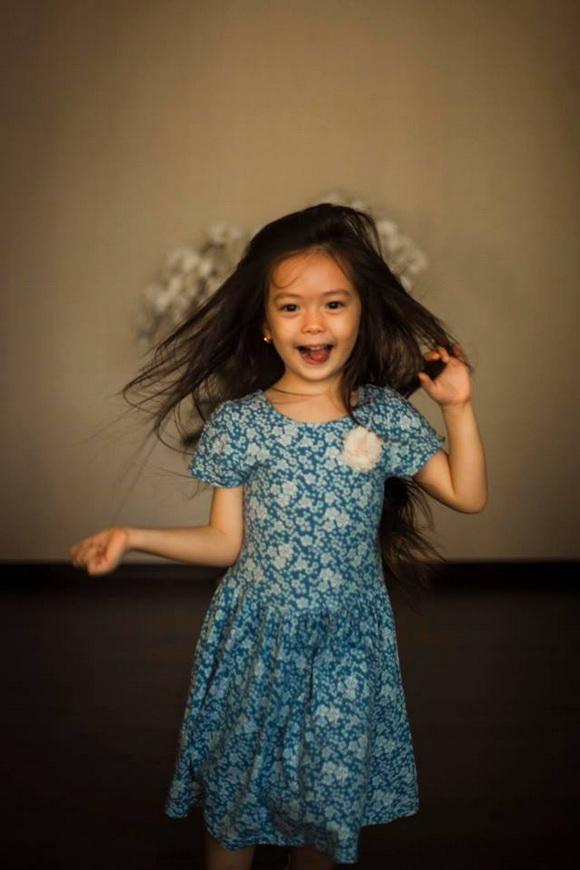 Con gái đoan trang,ca sĩ đoan trang,sinh nhật con gái đoan trang