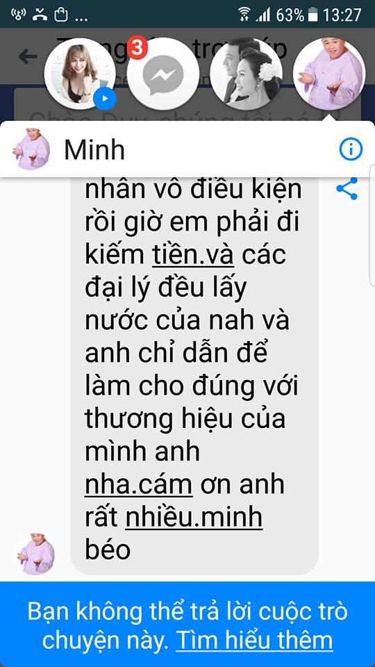 Minh Béo, Minh Béo scandal, sao Việt