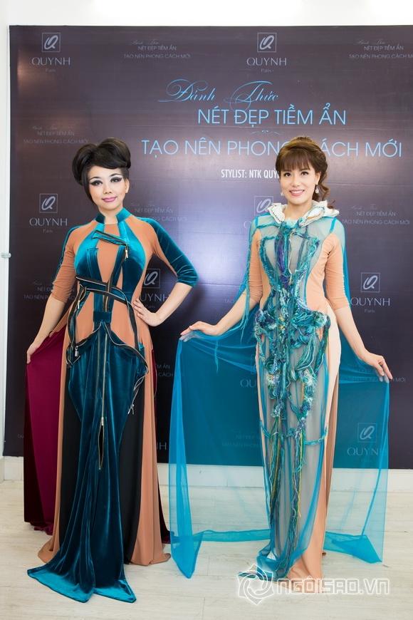 NTK Quỳnh Paris, Sao Việt