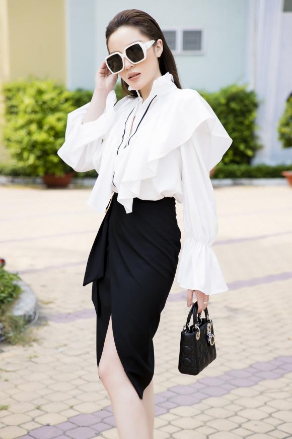 thoi trang sao, thời trang Kỳ Duyên, sao Việt
