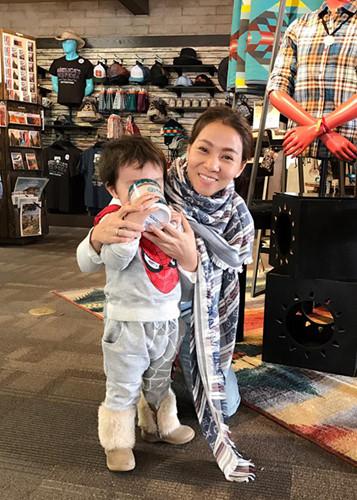 Thu Minh,con trai Thu Minh,sao Việt