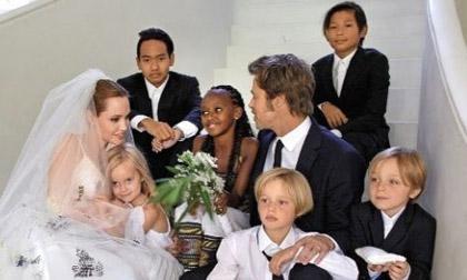 angelina jolie và brad pitt, cạnh tranh, tìm tình yêu mới, angelina jolie và brad pitt ly hôn