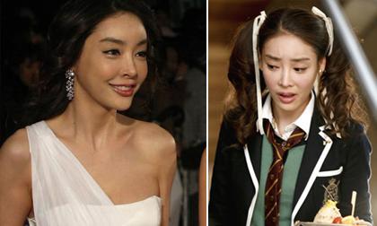 nữ diễn viên Vườn sao băng,Jang Ja Yeon,sao Hàn