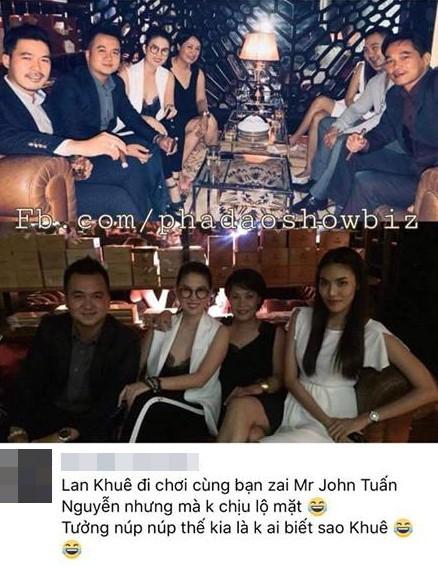 showbiz Việt,lan khuê,sao Việt