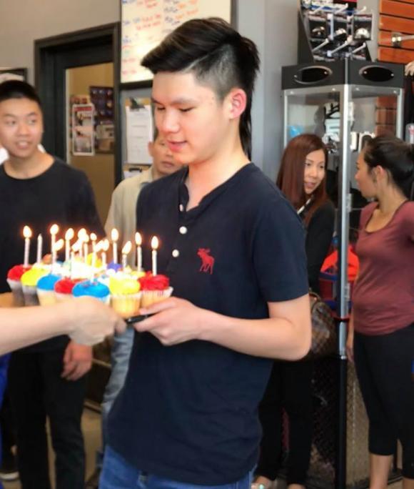 Bằng Kiều, con trai Bằng Kiều, Trizzie Phương Trinh, sao Việt, Beckam