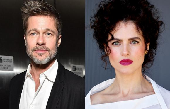 diễn viên Brad Pitt,Brad Pitt và Angelina Jolie ly hôn, brad pitt hẹn hò