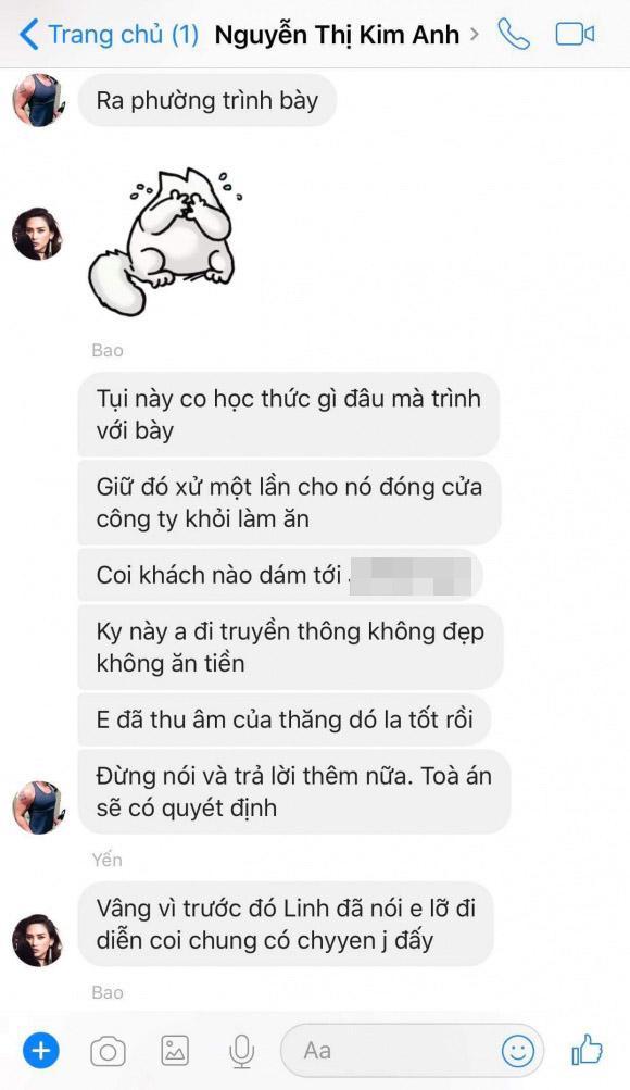 Võ Hoàng Yến,Mai Diệu Linh,sao Việt