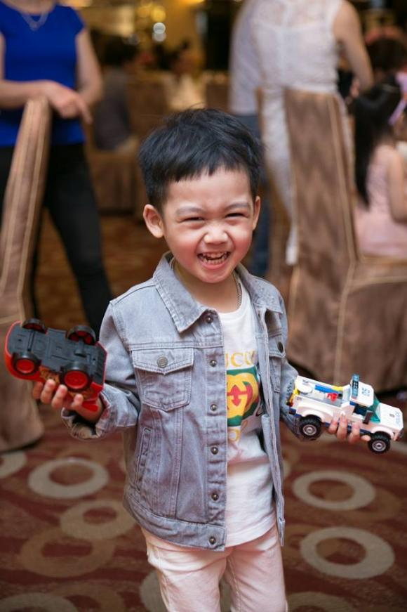 Phạm Ngọc Thạch, con trai Phạm Ngọc Thạch, sao Việt
