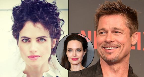 Diễn viên Angelina Jolie,Angelina Jolie và Brad Pitt ly hôn, brad pitt hẹn hò