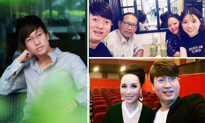 Sỹ Luân, vợ Sỹ Luân, sao Việt