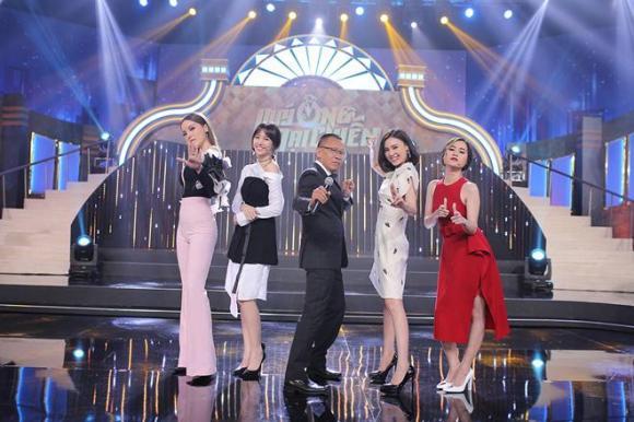 MC Lại Văn Sâm, Kỳ Duyên, Hari Won, Lan Ngọc