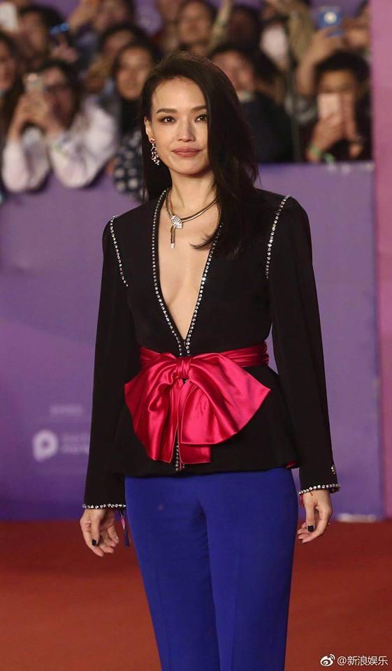nữ diễn viên thư kỳ, thư kỳ kém sang, lhp quốc tế bắc kinh 2018