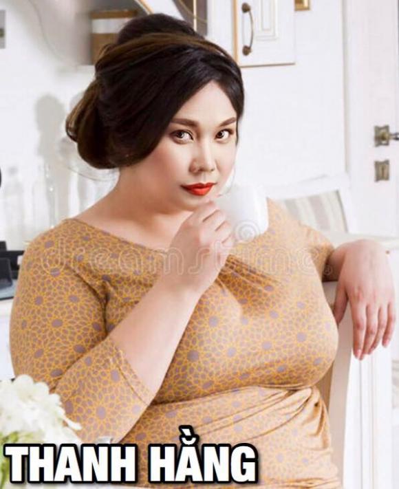 sao Việt, sao Việt béo ú, Thanh Hằng, Chi Pu