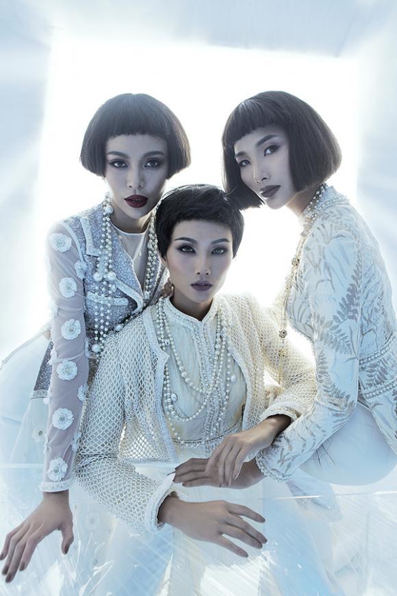 Hoa hậu Hoàn vũ 2017, Hoa hậu H'Hen Niê, Hoàng Thùy, Mâu Thủy