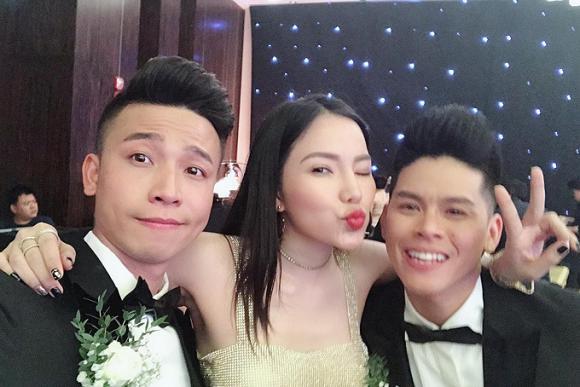 John Huy Trần, đám cưới John Huy Trần, John Huy Trần và Huỳnh Nhiệm