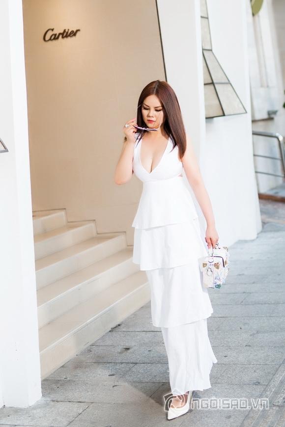 Hoa hậu Vivian Văn, sao việt
