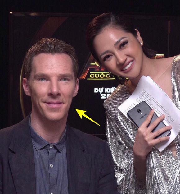 Bảo Anh, Benedict Cumberbatch, Dr. Strange