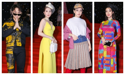Vietnam International Fashion Week, Tiêu Châu Như Quỳnh, Đức Phúc