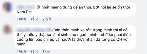 Nam Em,Trường Giang,sao Việt