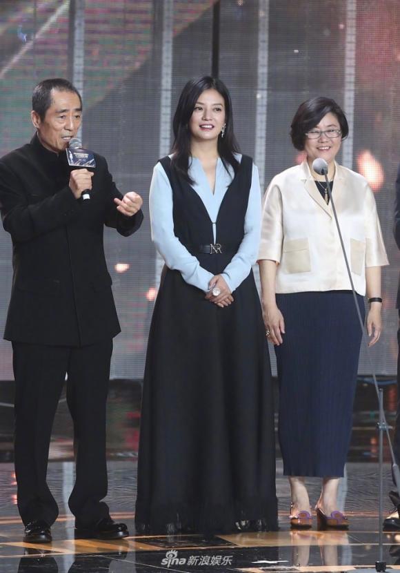 diễn viên Triệu Vy,Triệu Vy lao đao vì chứng khoán, triệu vy lão hóa, giải thưởng hiệp hội đạo diễn điện ảnh trung quốc