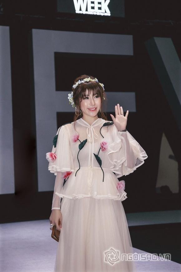 hoa hậu Lâm Hải Vi, sao việt
