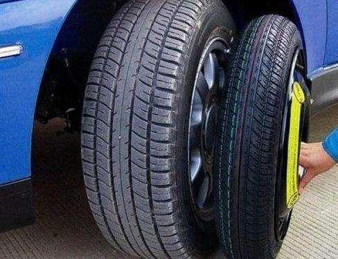 Lốp xe ô tô dự phòng, lốp xe dự phòng luôn nhỏ hơn lốp chính, tại sao lốp xe ô tô dự phòng lại nhỏ