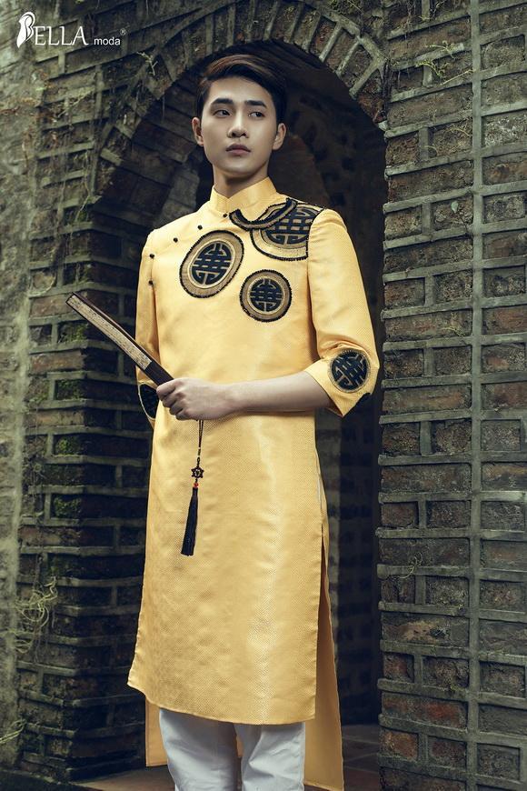 Bella Moda, Festival Huế vàng son, BST áo dài nét xưa