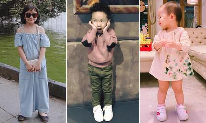 con sao việt, thời trang con sao việt, thời trang cho bé