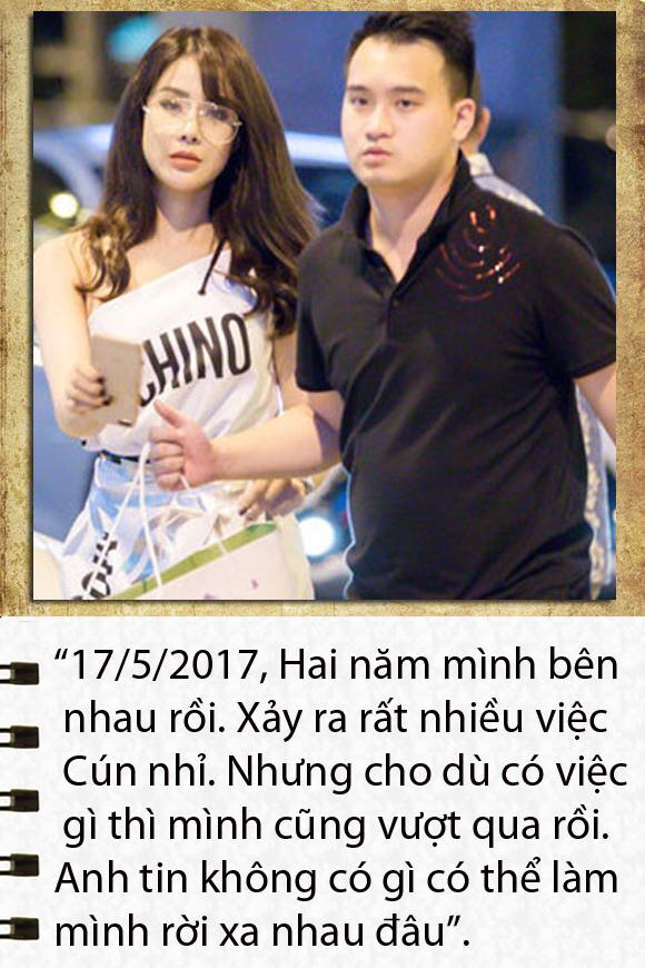 Diệp Lâm Anh, chồng Diệp Lâm Anh, thiếu gia Đức Phạm, sao Việt