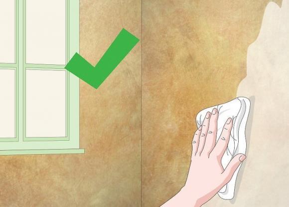Những điều bạn nên biết trước khi sơn lại tường nhà, sơn tường, sơn lại tường nhà, làm sạch tường, làm sạch tường trước khi sơn