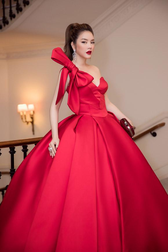 Lý Nhã Kỳ,Lý Nhã Kỳ hóa Công chúa Cinderella,khai mạc LHP Cannes,LHP Cannes 2018