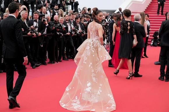 Lý Nhã Kỳ, Cannes 2018, LHP Cannes 71