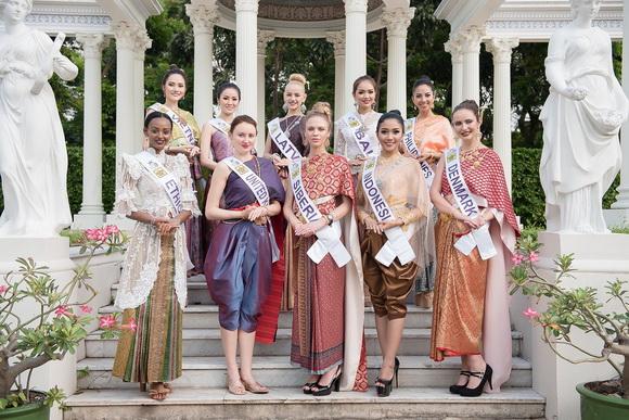 Hoa hậu diệu linh,nữ hoàng du lịch quốc tế,Miss Tourism Queen Intercontinental 2018