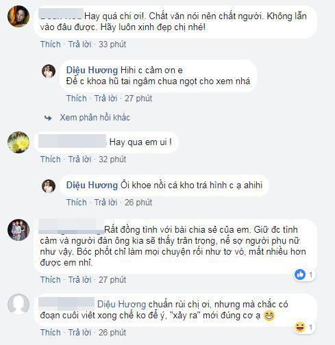Diệu Hương, gạ tình, sao Việt