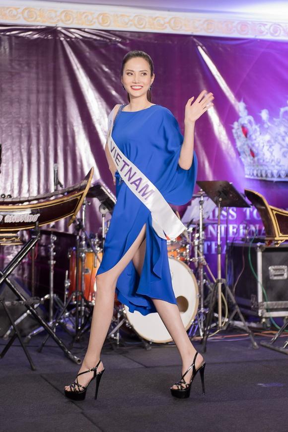 Hoa hậu diệu linh,nữ hoàng du lịch quốc tế,Miss Tourism Queen International 2018