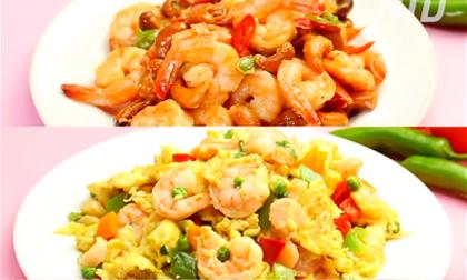 Món ngon từ trứng, clip nấu ăn, Món ăn ngon