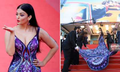 Aishwarya Rai, hoa hậu ấn độ, hoa hậu đẹp nhất thế giới, bí quyết làm đẹp của Aishwarya Rai