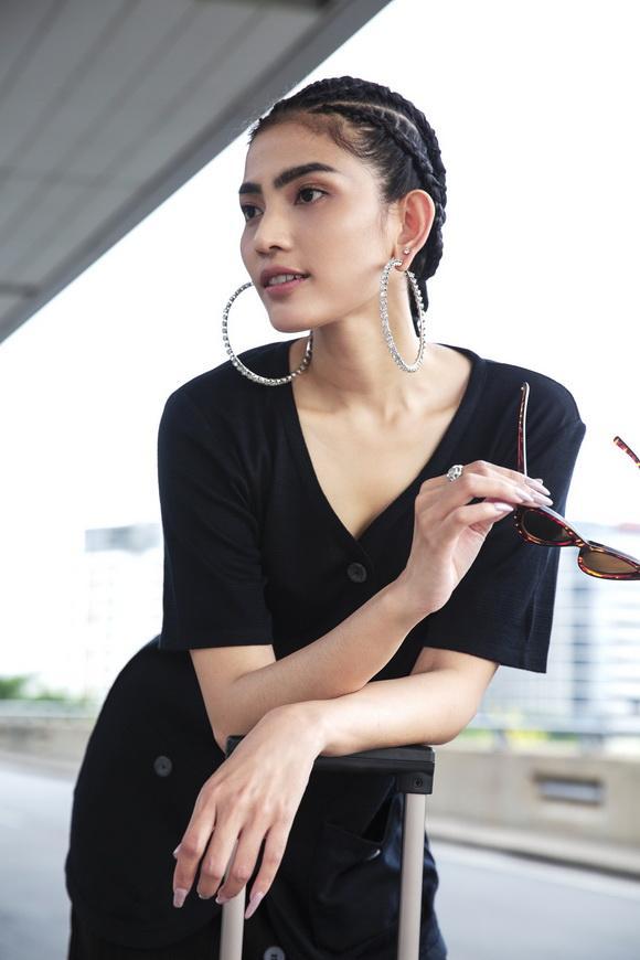Á hậu trương thị may,hoa hậu các dân tộc việt nam,LHP Cannes 2018