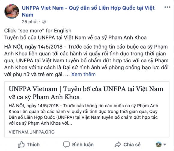 Phạm Anh Khoa,Phạm Anh Khoa bị tố gạ tình,sao Việt