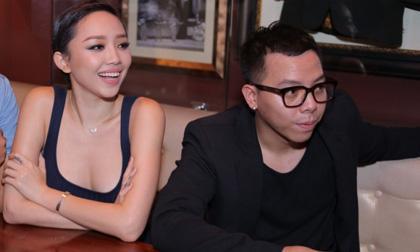 Tóc Tiên, stylist Mì Gói, sao Việt
