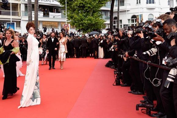 Lý Nhã Kỳ,LHP Cannes,sao Việt
