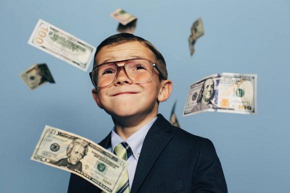 dạy con, dạy con trở thành người giàu, cách dạy con hay