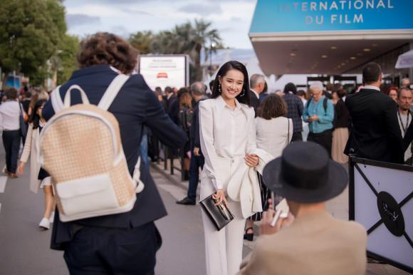 Nhã Phương, LHP Cannes, sao Việt