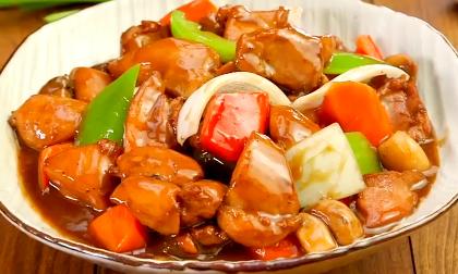 Khoai tây, món ăn ngon, clip nấu ăn