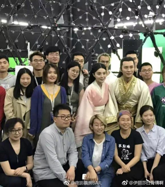 Cao Vân Tường, Thắng thiên hạ, Ba Thanh truyện, Phạm Băng Băng
