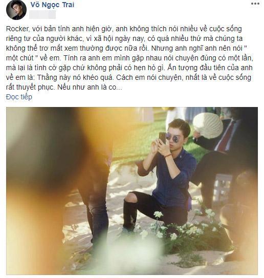 Rocker Nguyễn, Đào Bá Lộc, Rocker Nguyễn xuống sắc