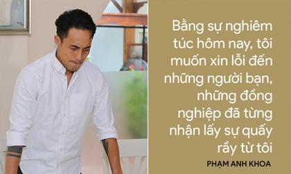 phạm lịch, vợ Anh Khoa, scandal sao, sao việt, Phạm Anh Khoa